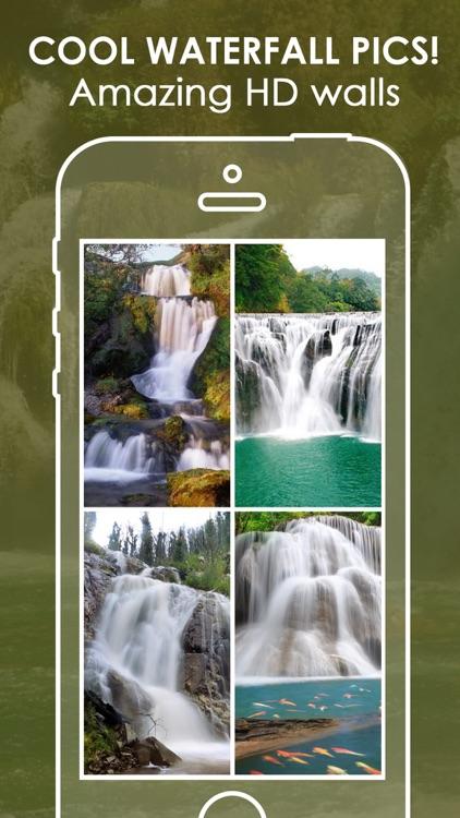Waterfalls Wallpaper | Best Nature Backgrounds