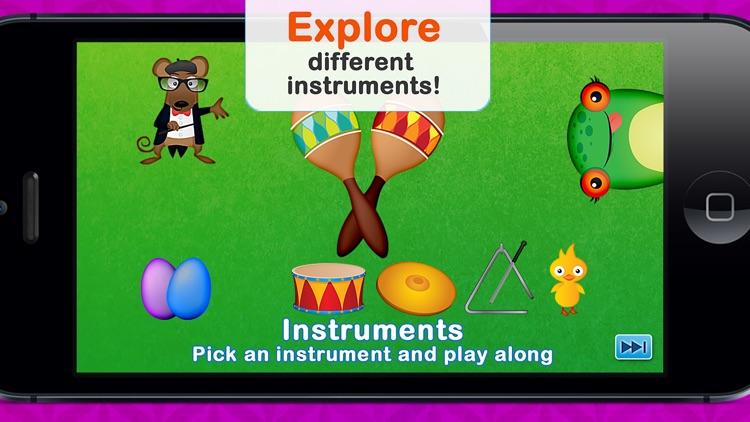Musical Me! - by Duck Duck Moose screenshot-3