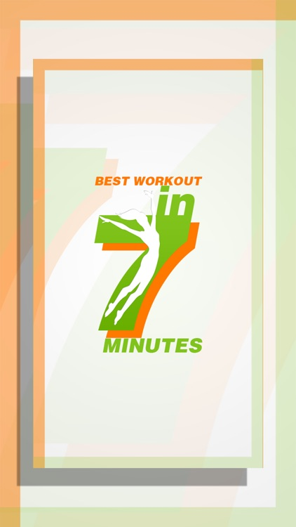 Best Workout in 7 Minutes