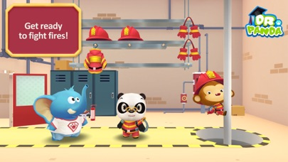 Screenshot #8 for Dr. Panda Firefighters