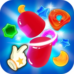 Funny Poping Jelly