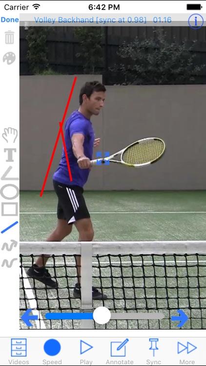 Tennis Coach Plus HD