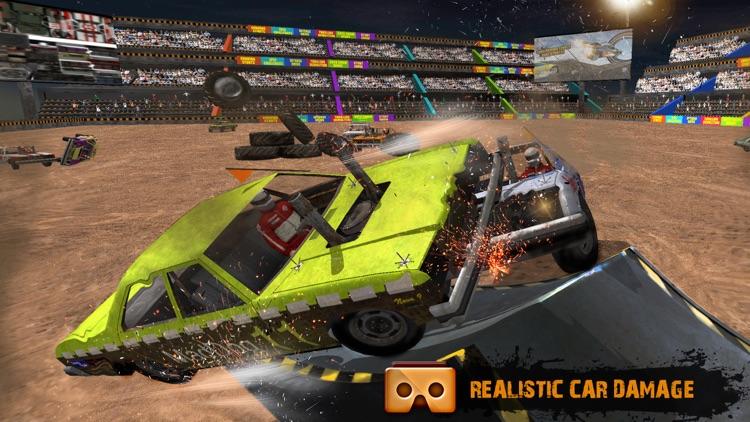 VR Demolition Derby Xtreme Racing