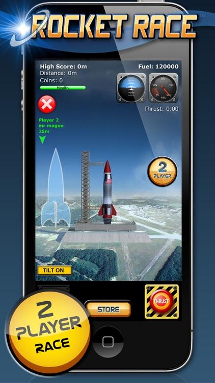 Rocket Race Multiplayer