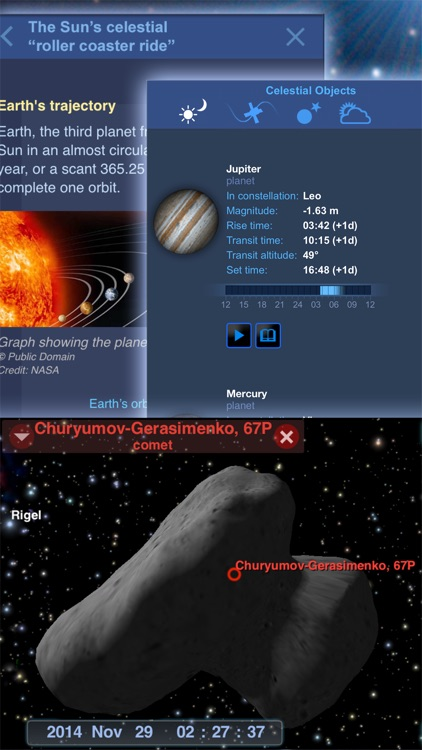Redshift - Astronomy screenshot-3
