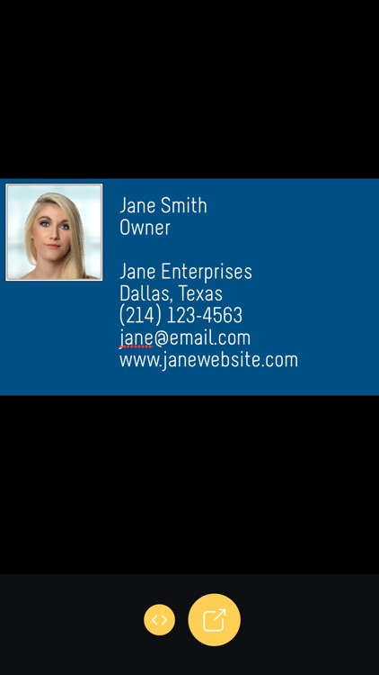 Business Card Producer screenshot-3