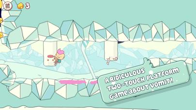 Screenshot from Eggggg - The Platform Puker