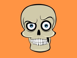 SkullMoji - Animated Fun Skull Stickers Halloween