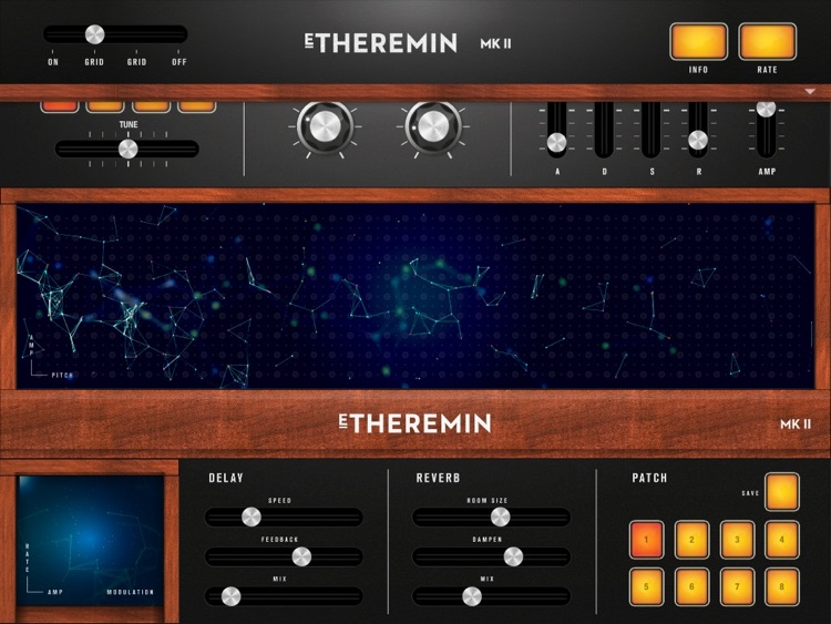 E–Theremin MKII screenshot-4