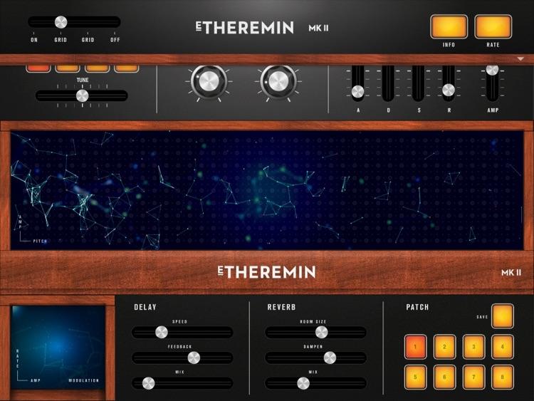 E–Theremin MKII screenshot-4