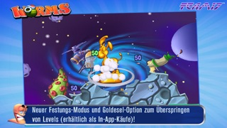 Screenshot for WORMS in Germany App Store