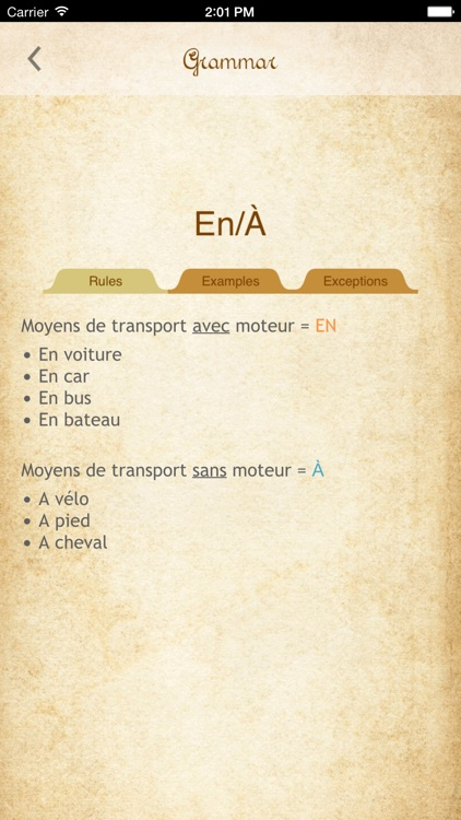 Learn French Easy ⋆ Le Bon Mot