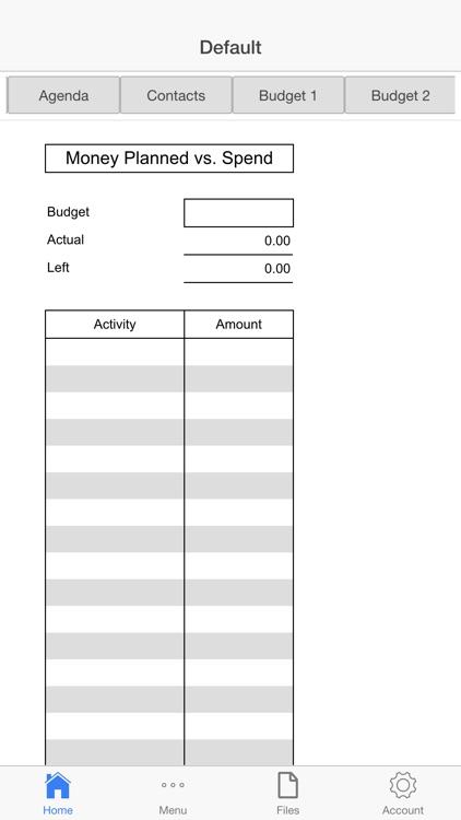 Business Checkbook screenshot-4