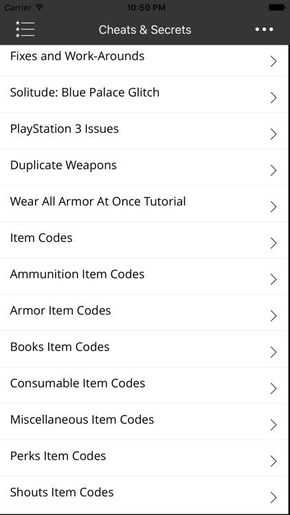 wiki Guide for The Elder Scrolls V: Skyrim screenshot-3