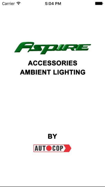 Aspire Ambient Light