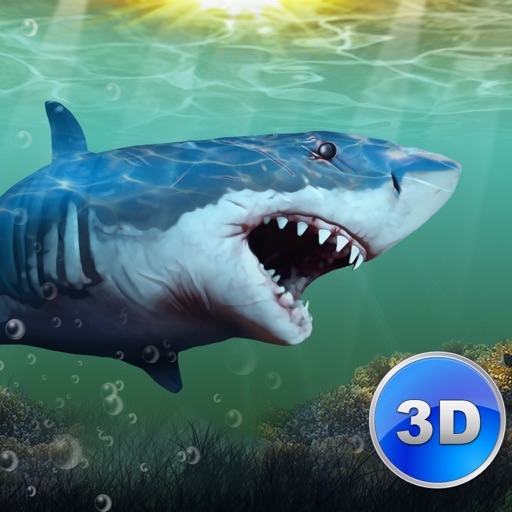 Sea Shark Survival Simulator 3D