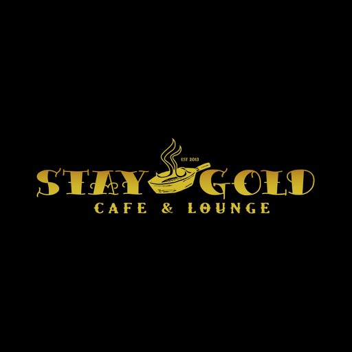 Stay Gold Cafe icon