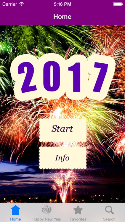 Happy New Year 2017 - Greetings, Quotes & Wishes screenshot-4
