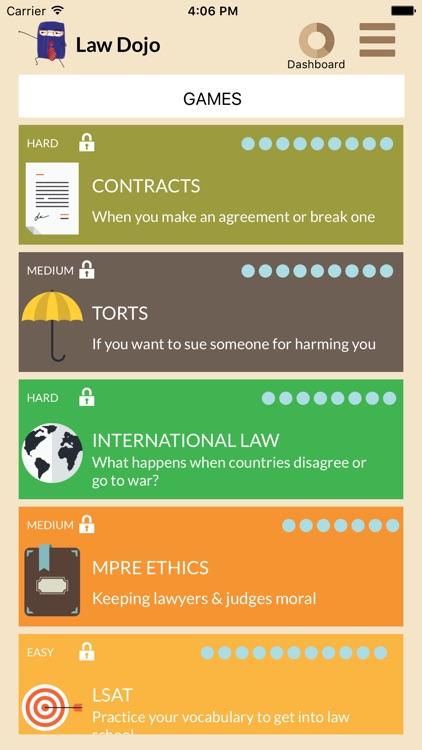 Law Dojo