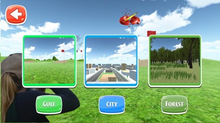 VR Skeet Shooting 3D : Shooting Game for VR Glasse