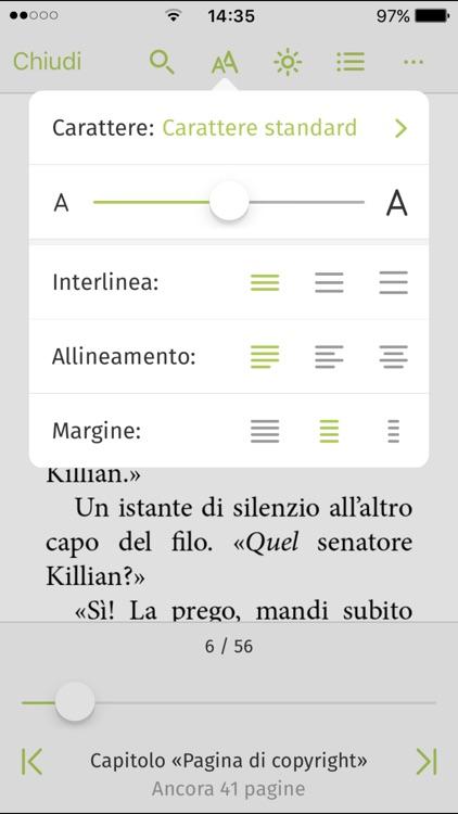 Libraccio by tolino screenshot-4