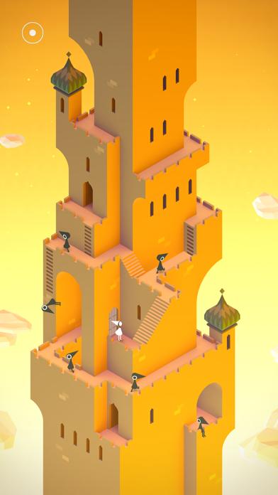 Monument Valley screenshot1