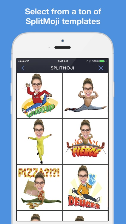 SplitMoji screenshot-2