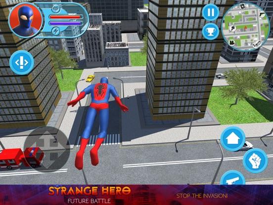 Скачать Strange Hero: Future Battle