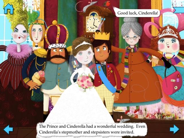 Cinderella by Nosy Crow 4+