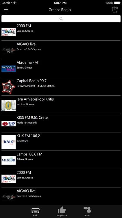 Greek Radio - GR Radio