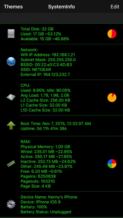 System Information screenshot-2