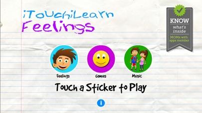点击获取iTouchiLearn Feelings for Preschool Kids