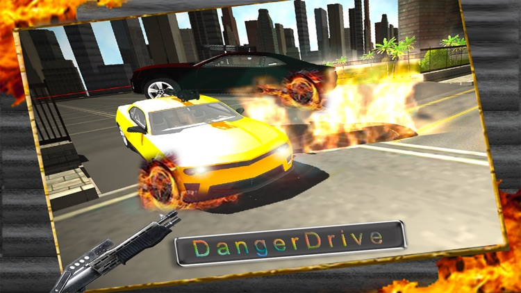 War Of Cars Auto Attack Battle Demolition Mayhem screenshot-4