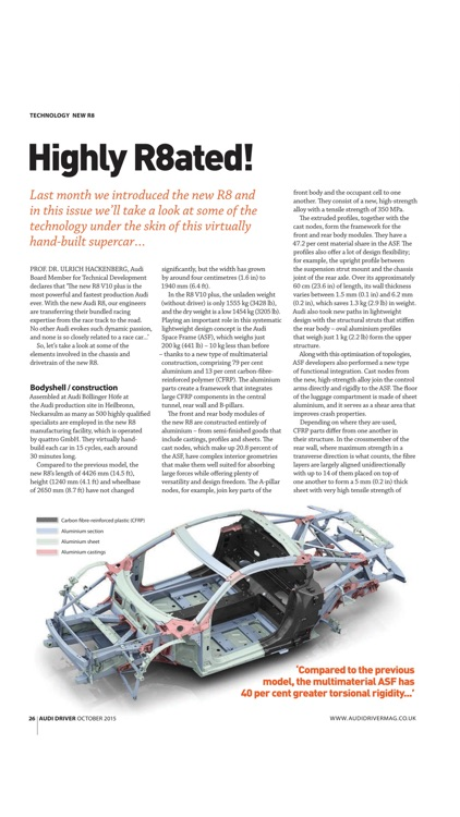 Audi Driver Magazine screenshot-4