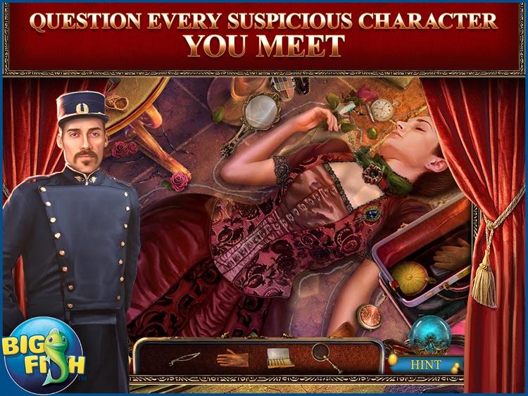 Danse Macabre: Crimson Cabaret HD - A Mystery Hidden Object Game