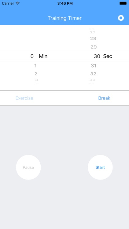 BreakOut - Training/Interval Timer