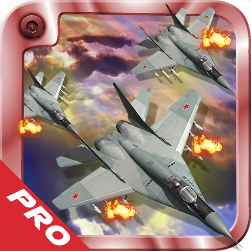 Airplane Infinite Combat Flight Pro - Amazing Game Speed In The Air