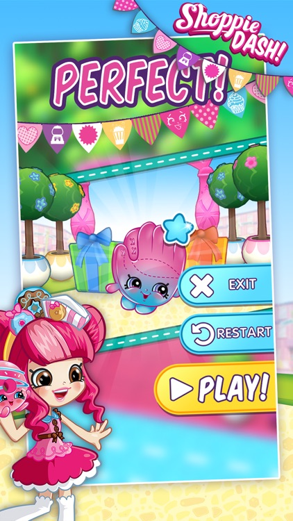 Shopkins: Shoppie Dash! screenshot-3