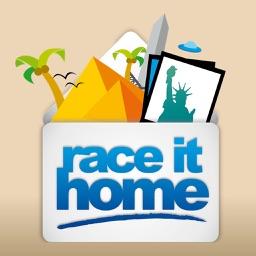 Race It Home - Postcards