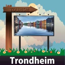 Trondheim Travel Guide - Offline Map