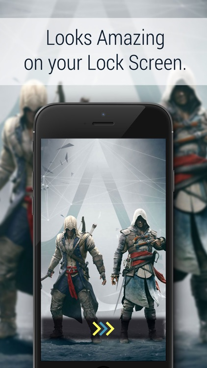 HD Wallpapers and Lock Screen: Assassin's Creed Pirates Edition screenshot-3