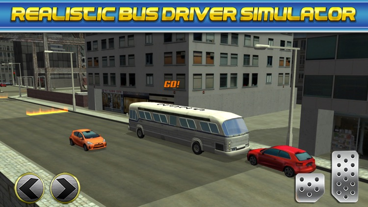 3D Bus Driver Simulator Car Parking Game - Real Monster Truck Driving Test Park Sim Racing Games screenshot-3