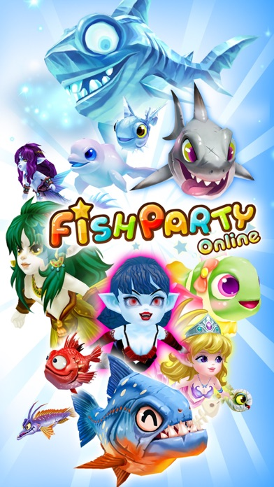 Fish Party Online screenshot one