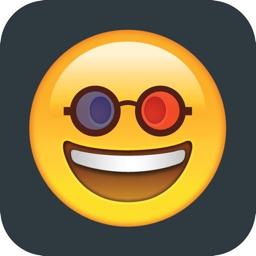 Emoji Free for WhatsApp, Kik, Telegram...etc 17+