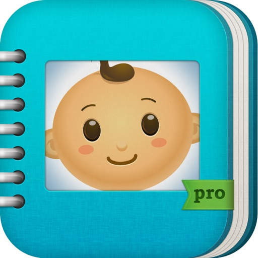Baby Tracker & Digital Scrapbook   Kidfolio Pro with Tooth Chart