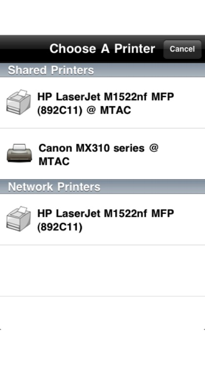 MobileToolz™ (Print, Fax, Scan, Present, +More) screenshot-1