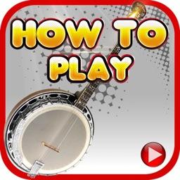 Banjo Lessons - How to play Banjo. Great Banjo Videos and Tutorials! Music, education and fun