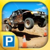 3D Off-Road Truck Parking Extreme - Dirt Racing Stunt Simulator FREE - iPhoneアプリ