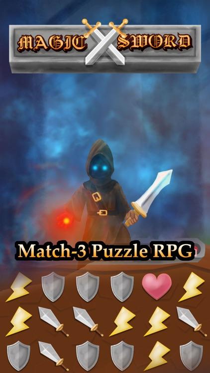 Magic X Sword screenshot-0