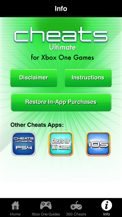 Cheats Ultimate for Xbox One screenshot-4